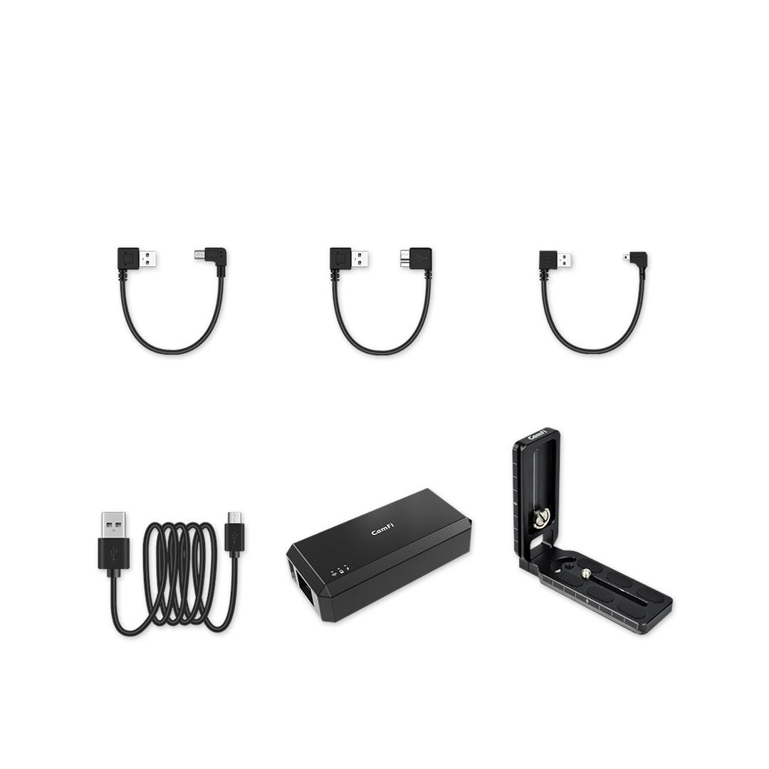 CamFi Wireless Camera Controller Bundle