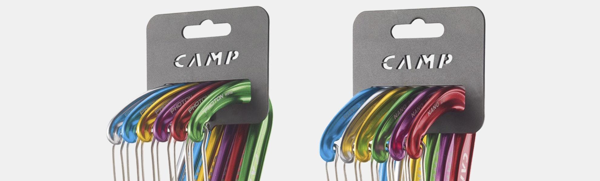CAMP Nano & Photon Wire Rack Packs
