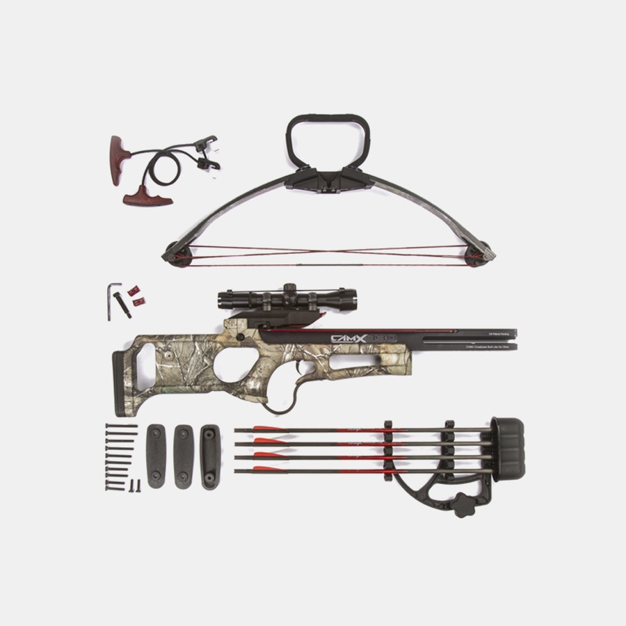 CAMX  X330 Crossbow Package