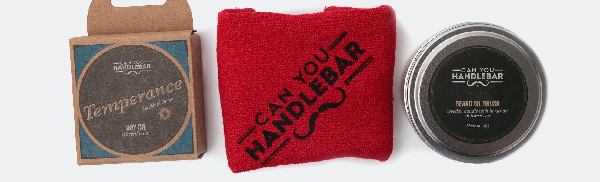 Can You Handlebar Beard Care Kit