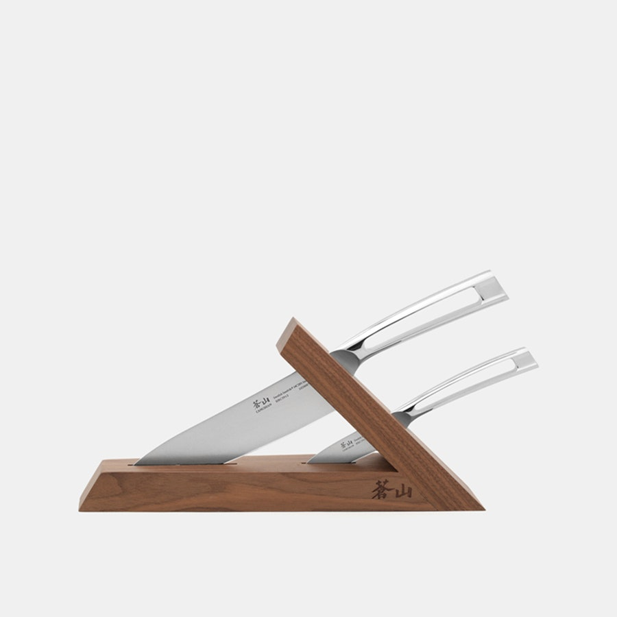 Cangshan TN1 Series 3-Piece Knife Block Set