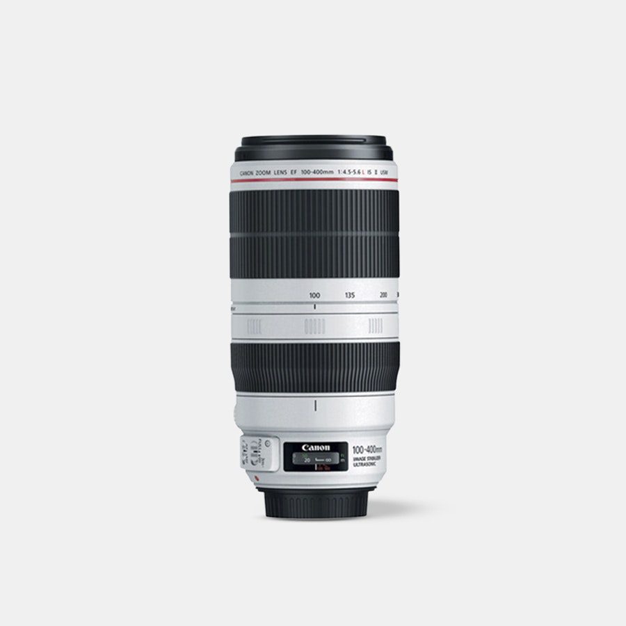 Canon EF 100–400mm f/4.5–5.6L IS II USM Lens