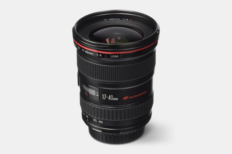 Canon EF 17–40mm F/4 L USM Lens