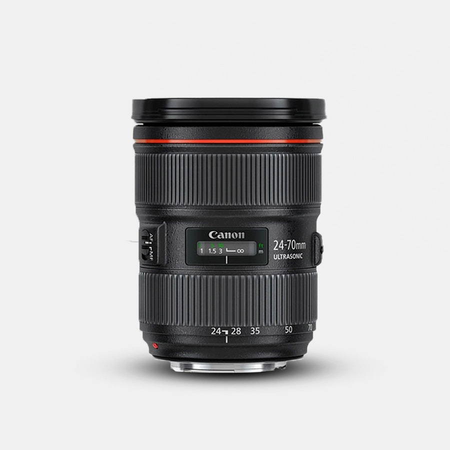 Canon EF 24–70mm f/2.8L II USM Lens