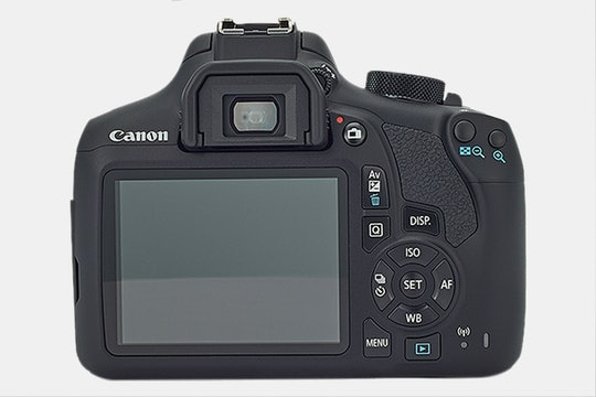 Canon EOS 1300D w/ 18-55 F3.5-5.6 III Lens