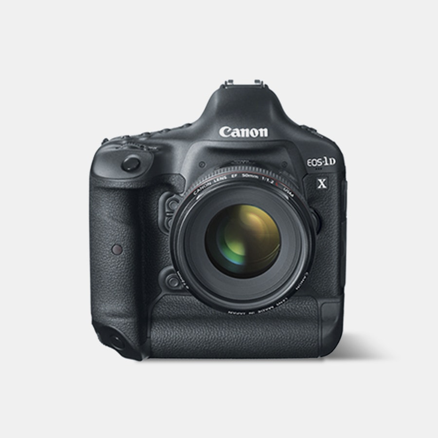 Canon EOS-1D X Mark I & Mark II