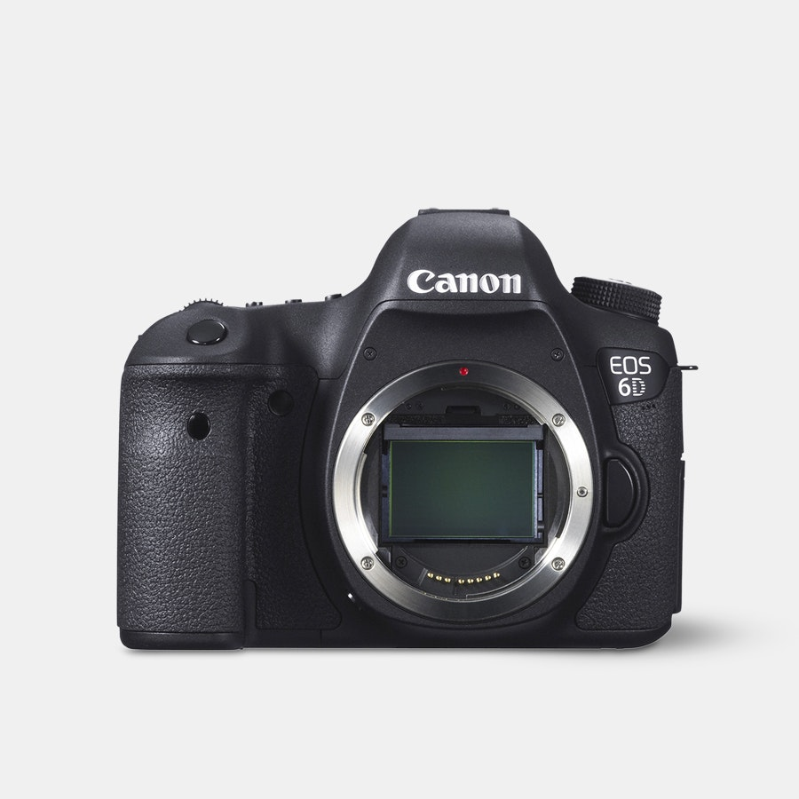 Canon EOS 6D Camera Body Only