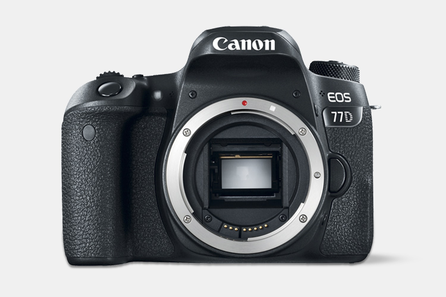 Canon  EOS 77D DSLR with EF-S 18-55 Lens