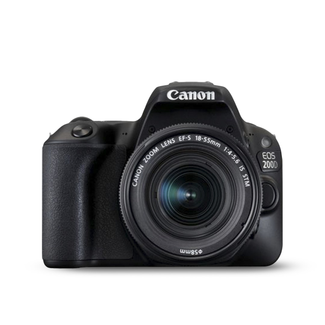 Canon EOS Rebel 200D/SL2 DSLR Camera Body