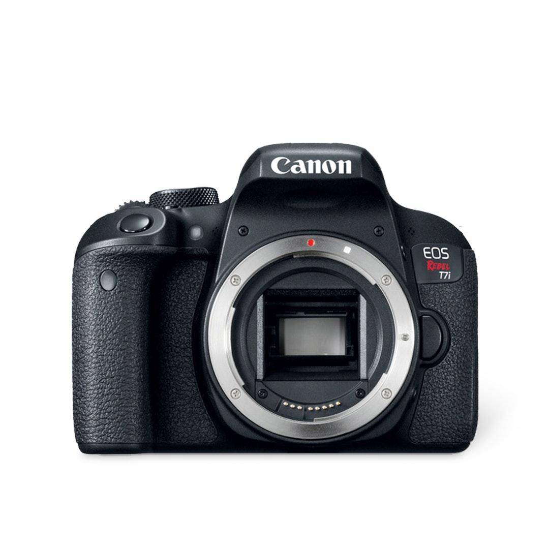 Canon EOS Rebel 800D/T7i