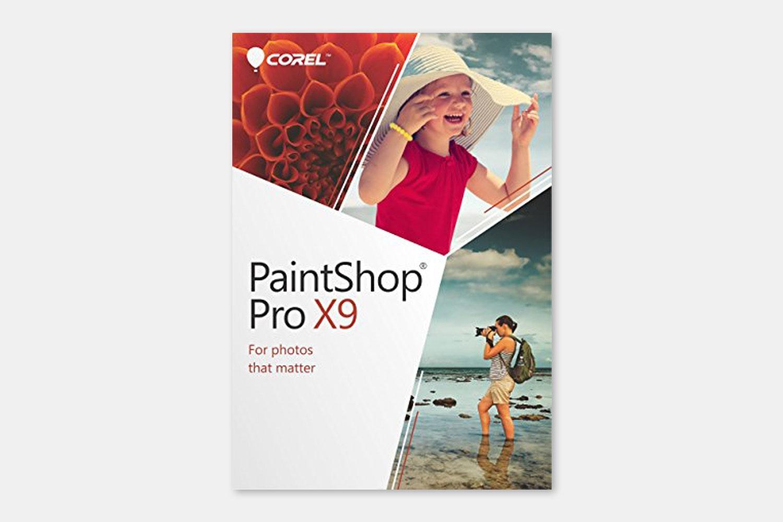 Corel Paint Shop Pro X9