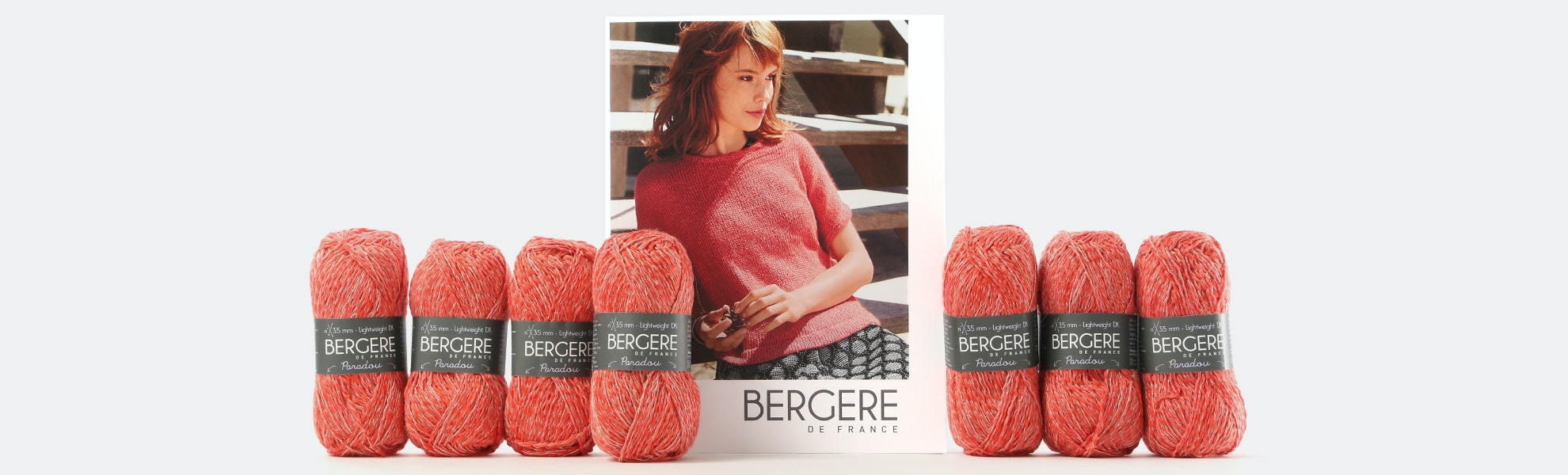 Cape Style Sweater Kit by Bergere De France