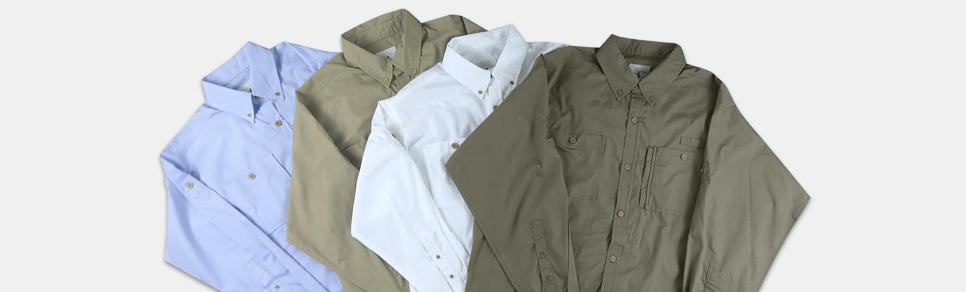 Capital Sportsman Solid Ultimate Hybrid Shirt