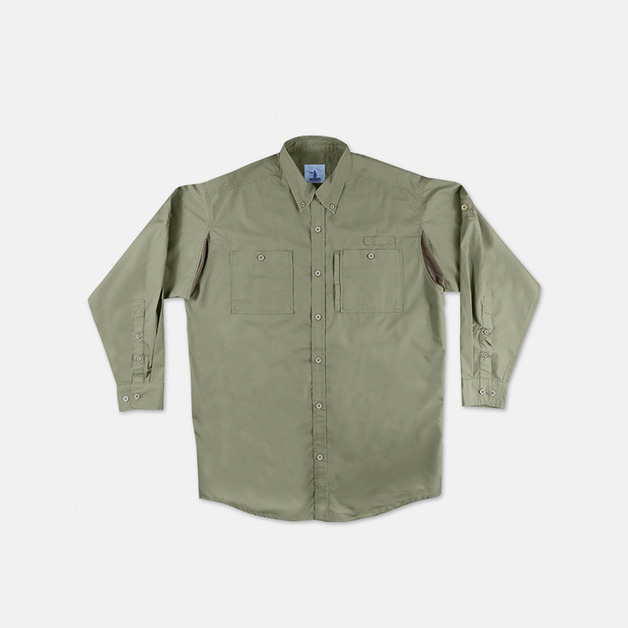 Capital Sportsman Solid Ultimate Hybrid Shirt