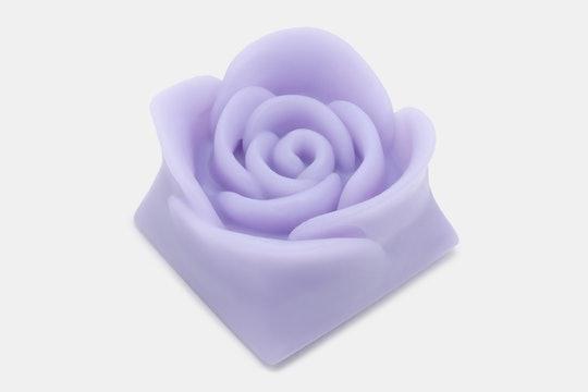 Capsmiths Rose Artisan Keycap