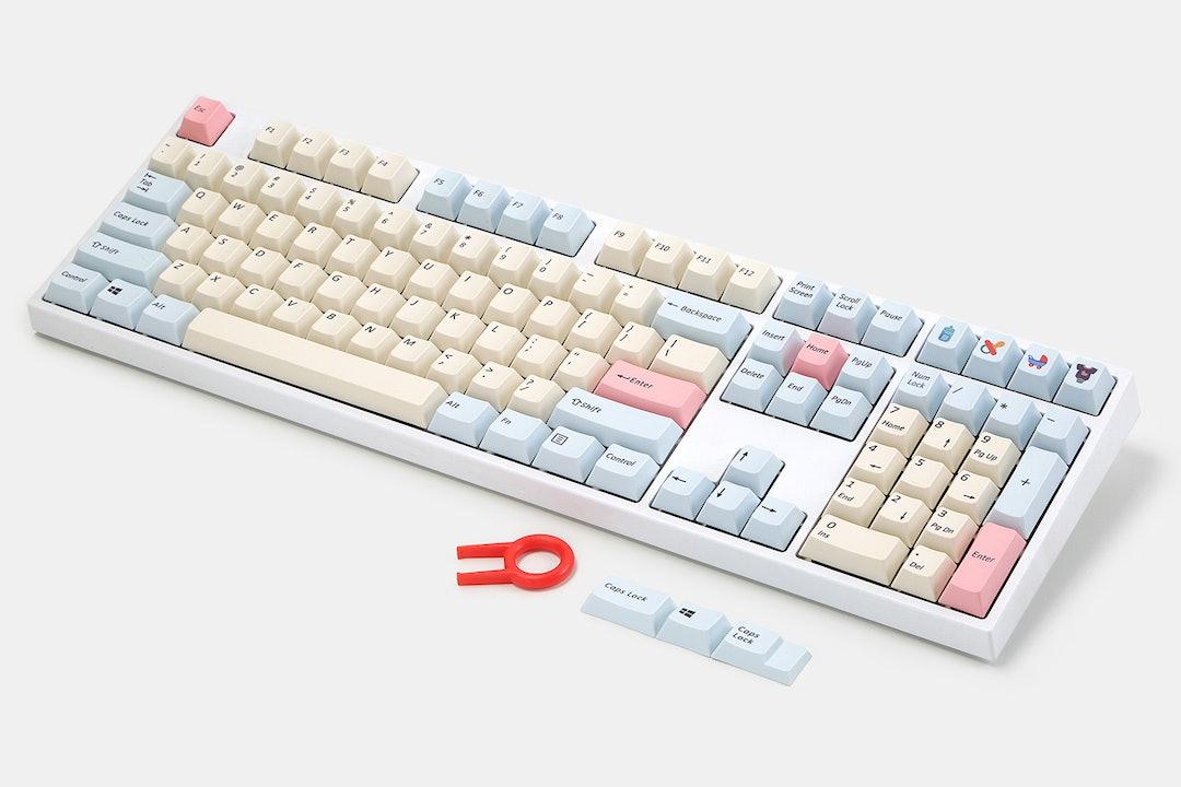 Captor Baby Dream PBT Dye-Subbed Keycap Set