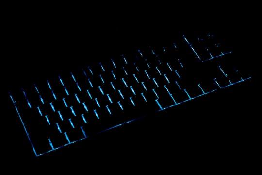 Capturer KT87 RGB Hotswap Mechanical Keyboard