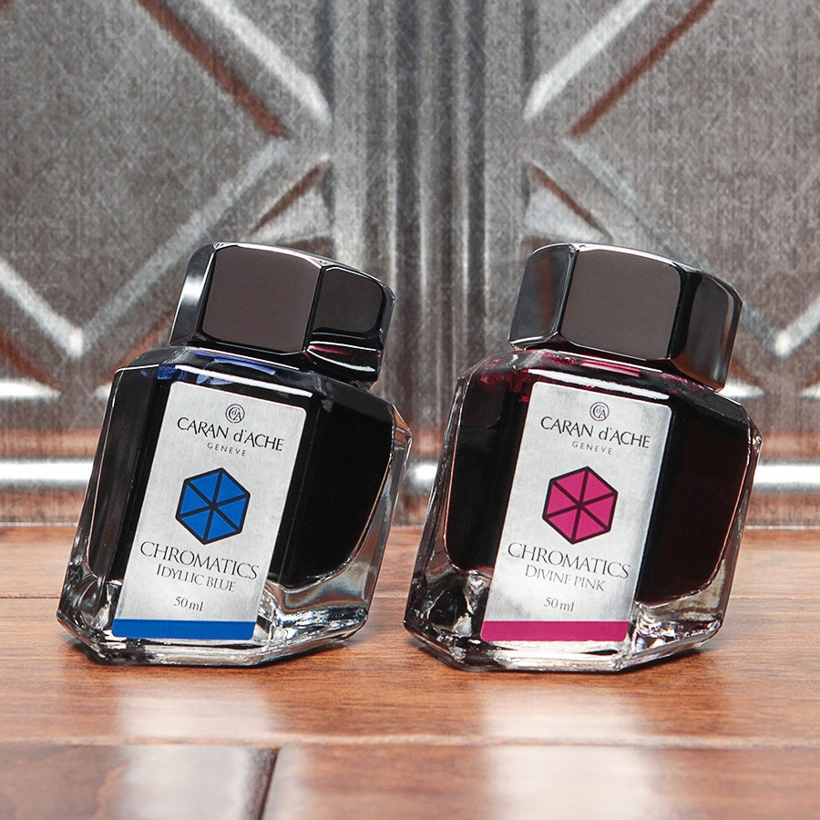 Caran d'Ache Chromatic Ink (2-Pack)