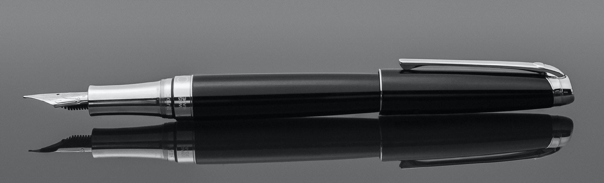 Caran d'Ache Leman Fountain Pen