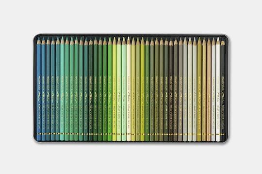 Caran D'Ache Pablo Colored Pencil Set (120 Count)