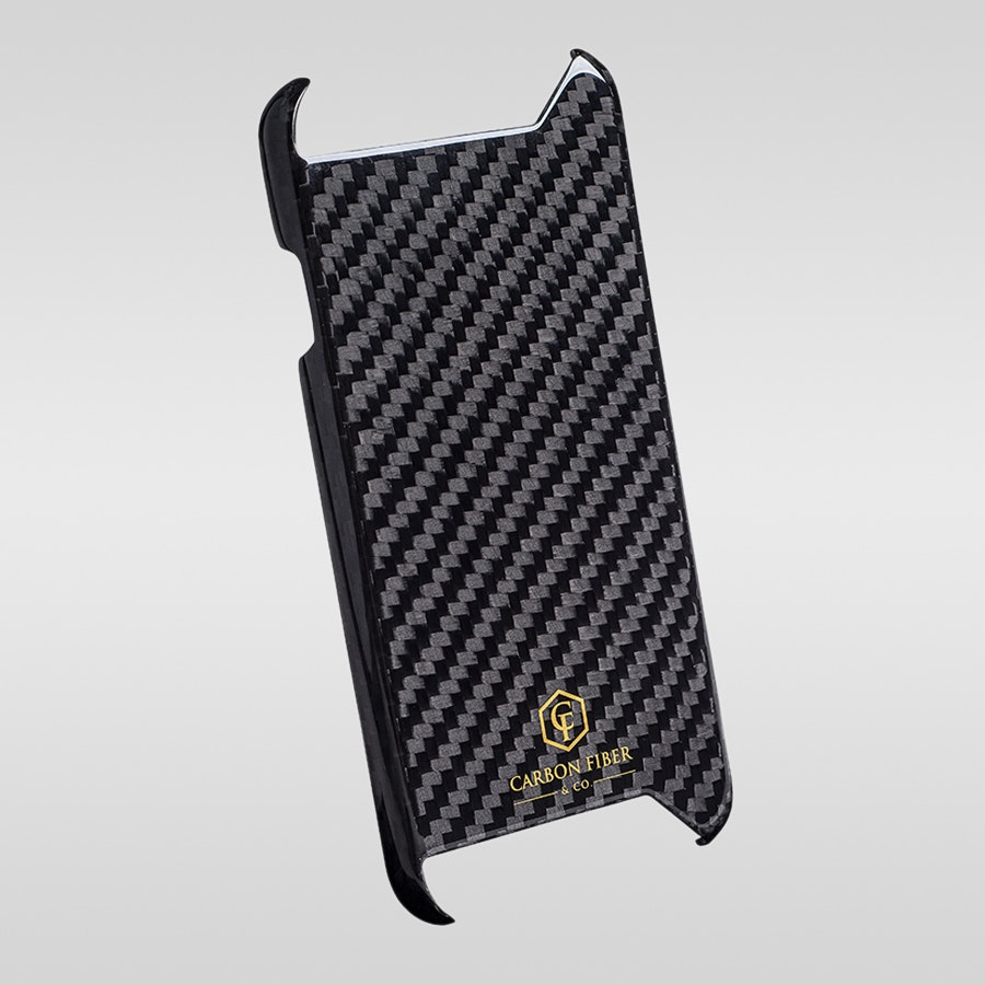 Carbon Fiber & Co. iPhone Cases