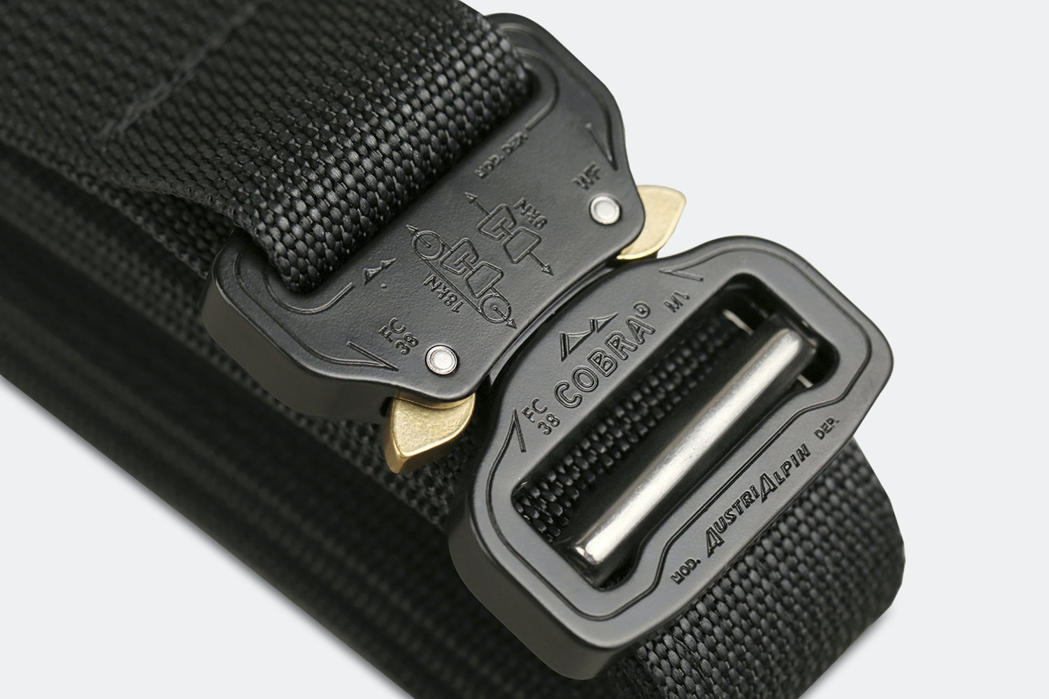 Carbon Tactics CobraStrap Tactical Belts