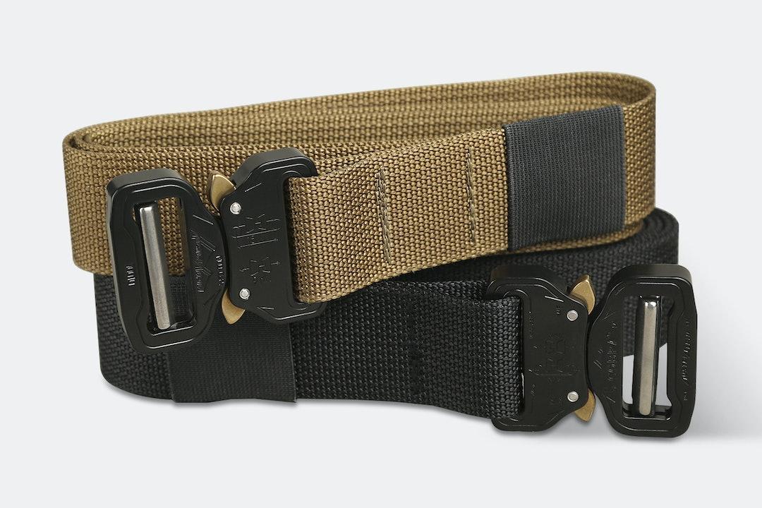Carbon Tactics CobraStrap Tactical Belts