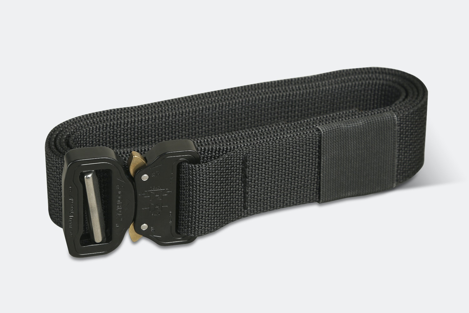 Single-Layer Tactical Webbing | Black