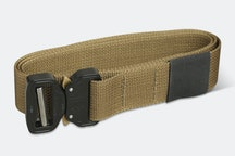 Single-Layer Tactical Webbing | Coyote Brown