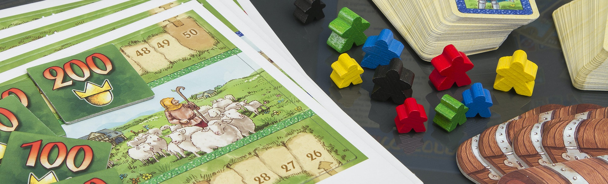 Carcassonne Bundle