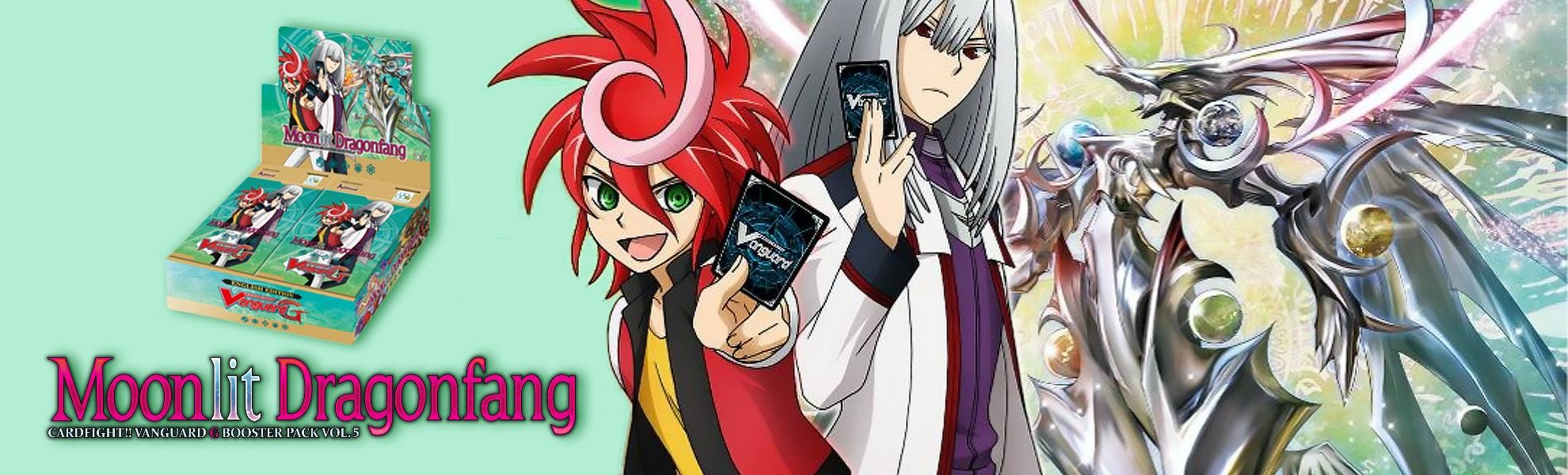 Cardfight!! Vanguard - Moonlit Dragonfang G Booster