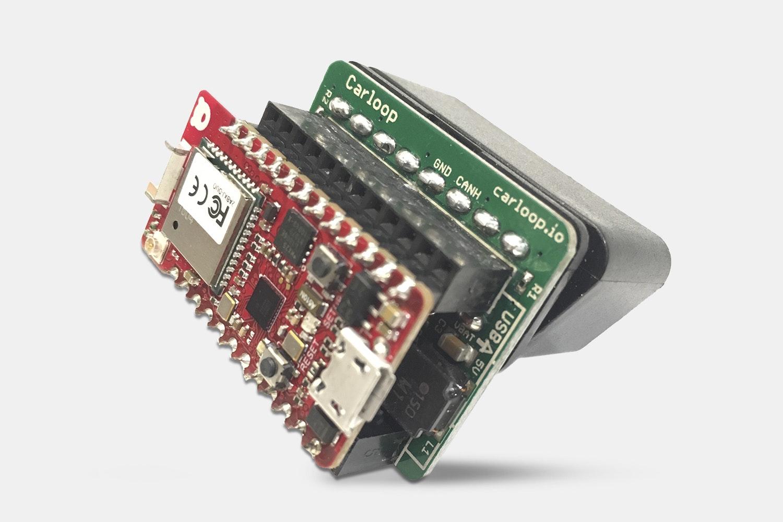 Carloop Bluetooth (+ $5)