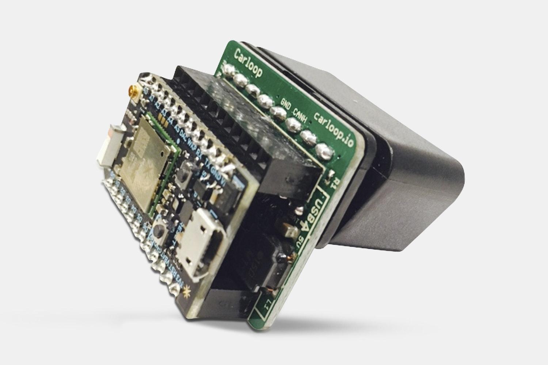 Carloop Starter Kits: Basic, Bluetooth & 3G