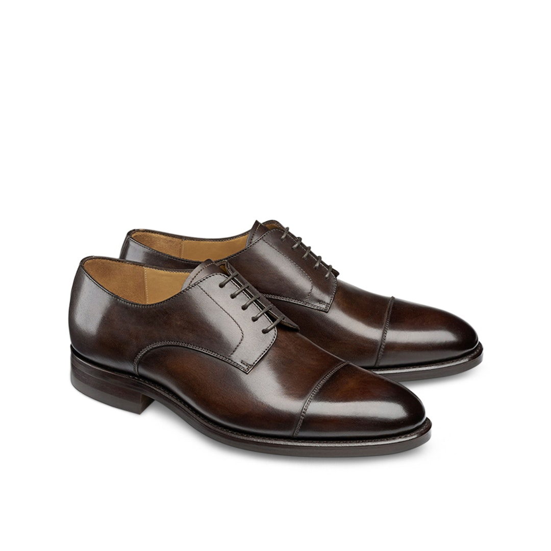 Carlos Santos Captoe Derby Shoes