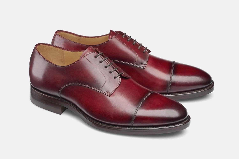 Carlos Santos Captoe Derby Shoes