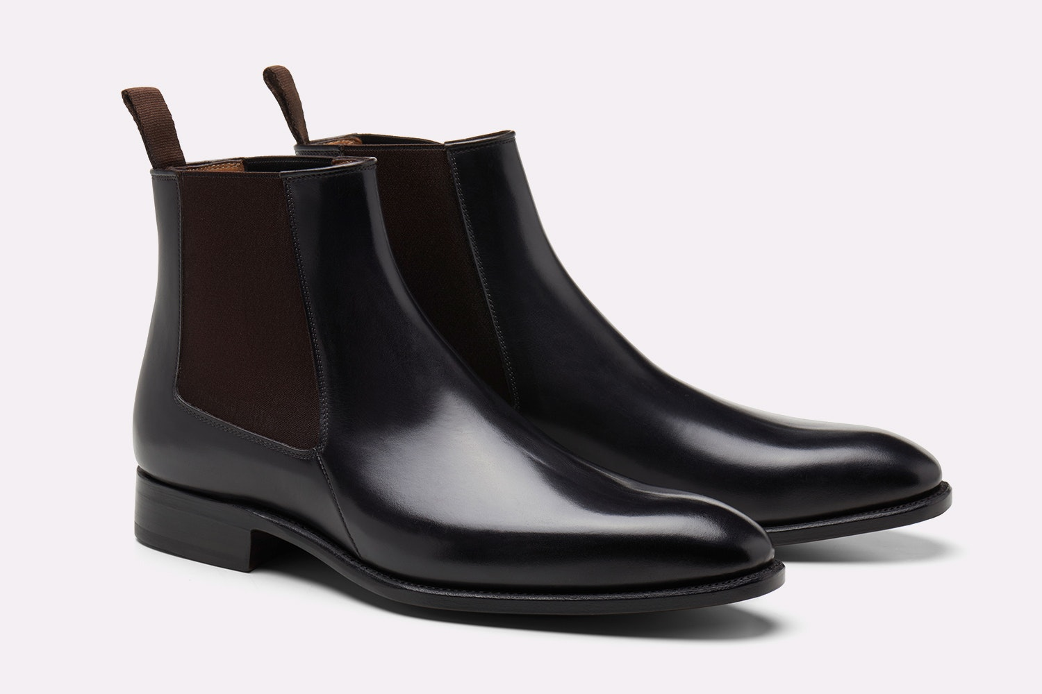 Chelsea Boot - Noir Shadow