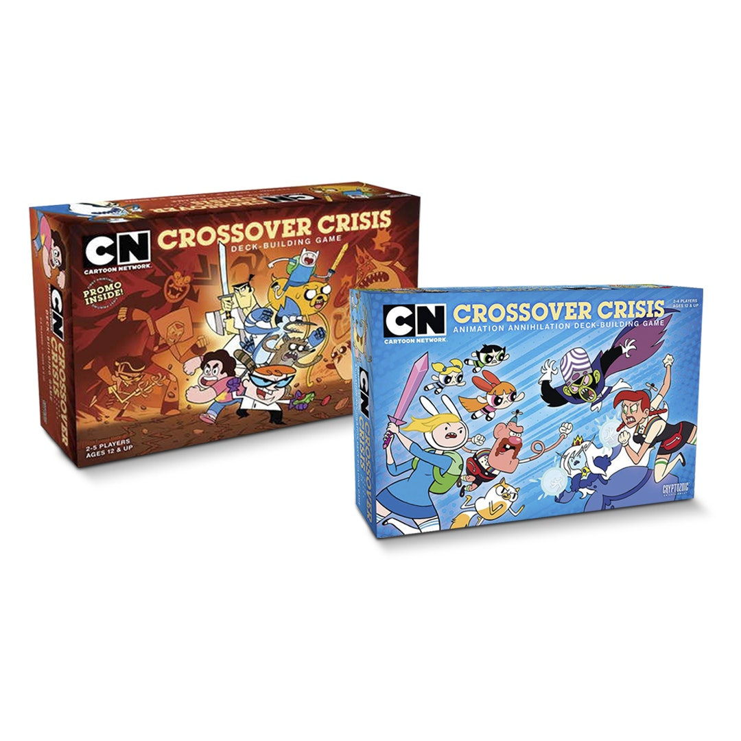 Cartoon Network Deck-Building Game Bundle