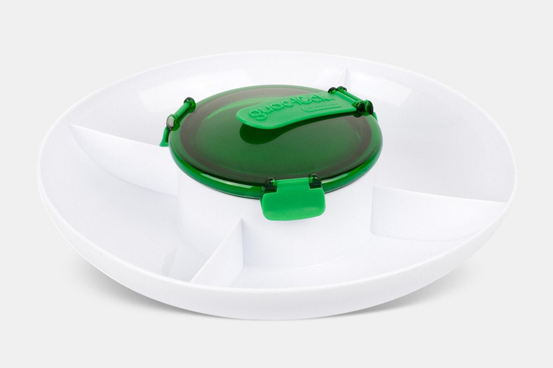 Casabella Guac-Lock With Serving Tray