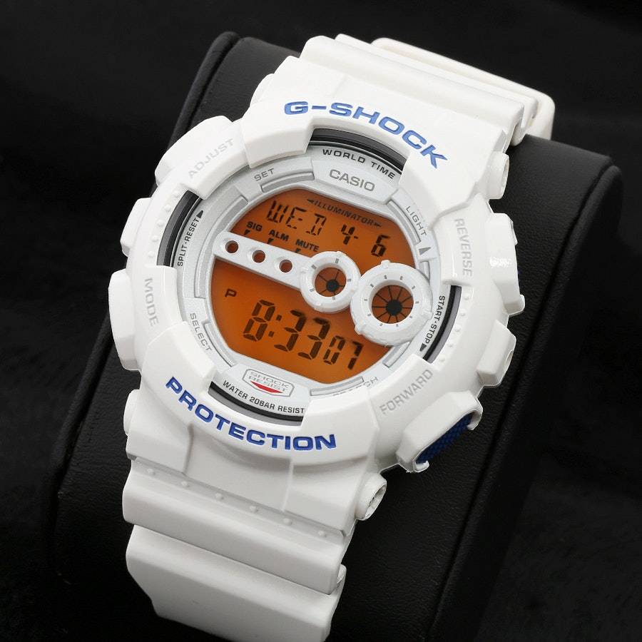 Casio G-Shock GD100SC-7 Watch