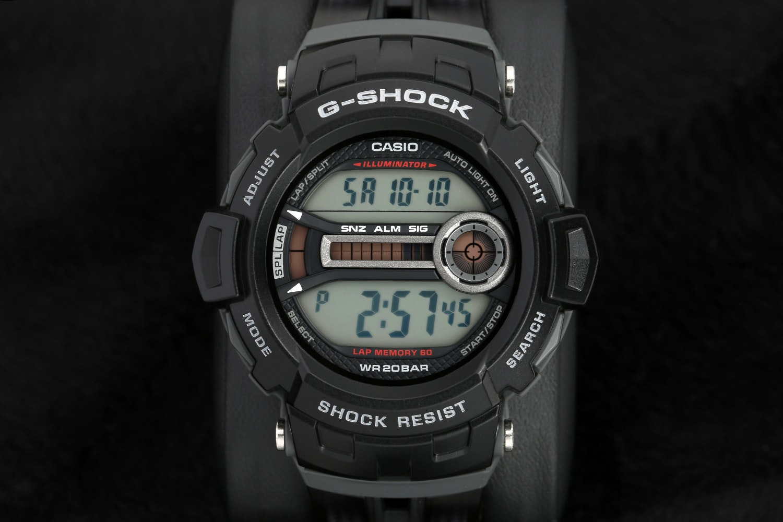 Casio G-Shock GD200 Watch