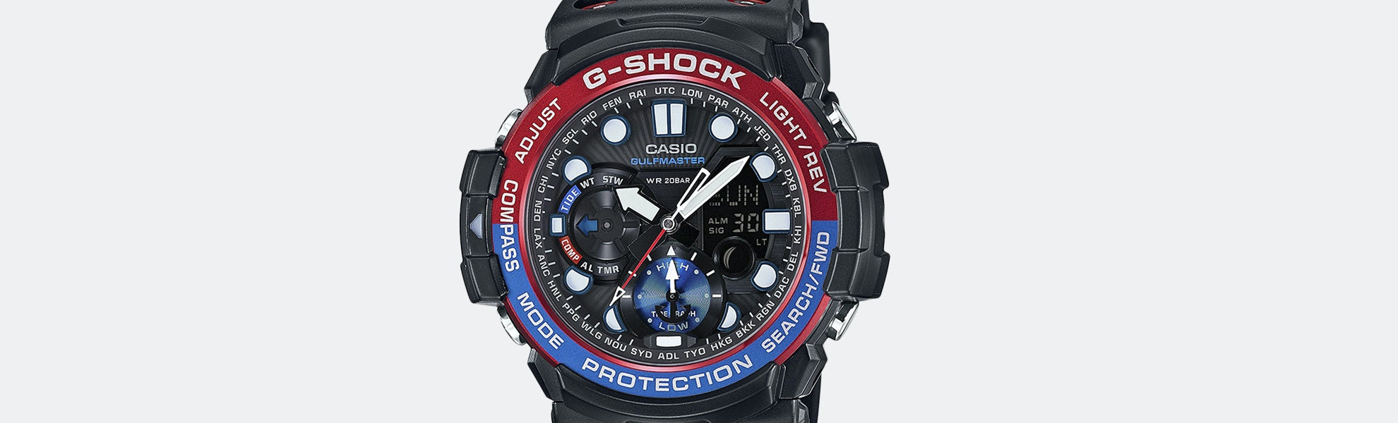Casio G-Shock Gulfmaster GN-1000 Watch