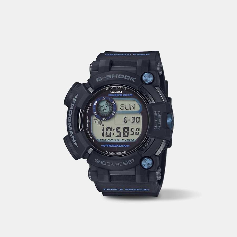 Casio G-Shock Master of G Frogman Solar Watch