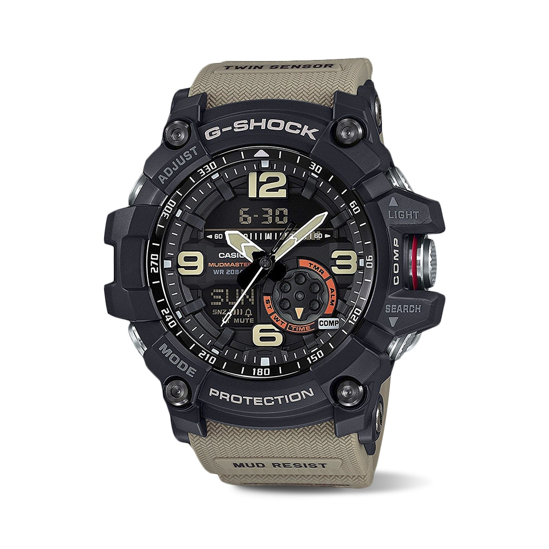 Casio G-Shock Mudmaster GG1000 Quartz Watch