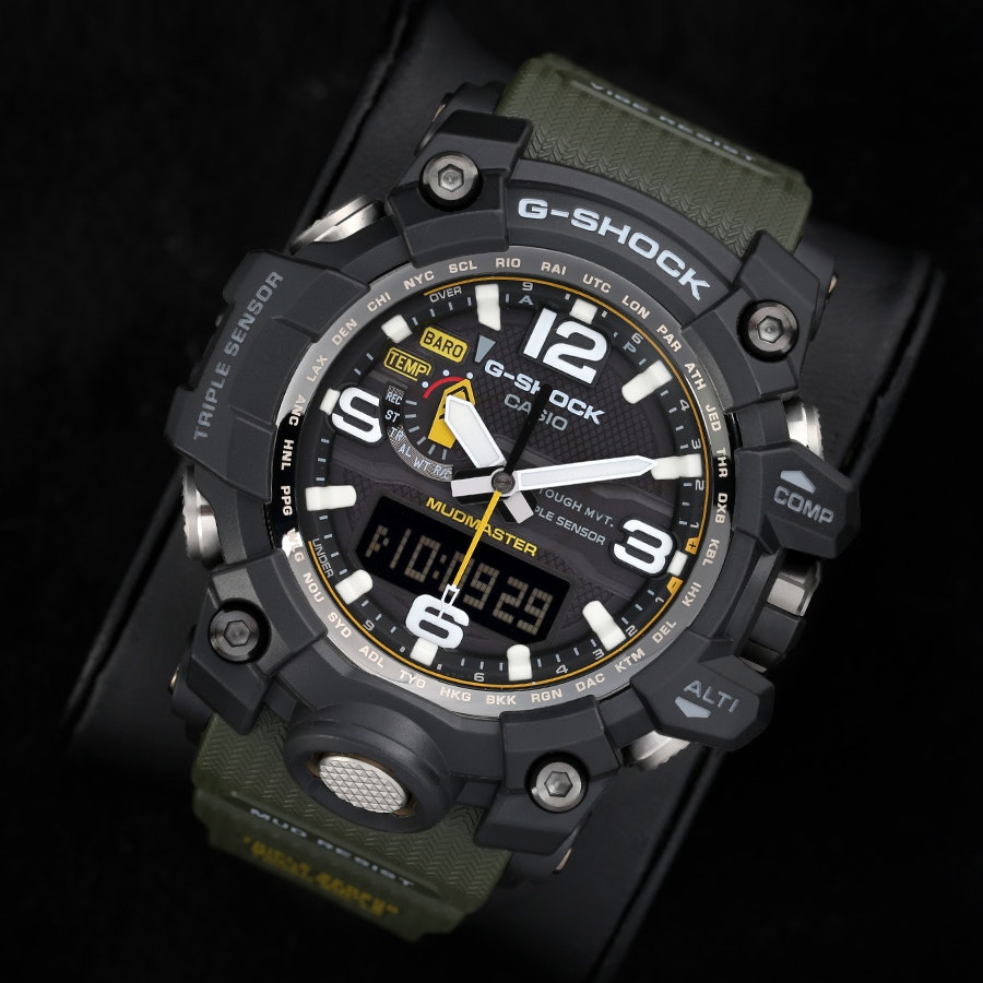 Casio G-Shock Mudmaster GWG-1000 Watch