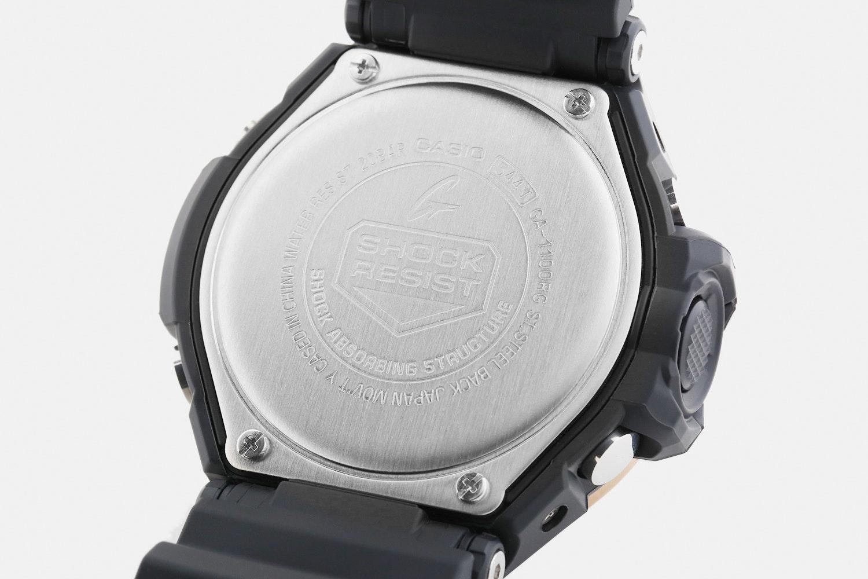 Casio G-Shock Rose Gold Master of G Gravitymaster