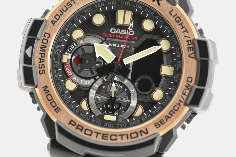 Casio G-Shock Rose Gold Master of G Gulfmaster