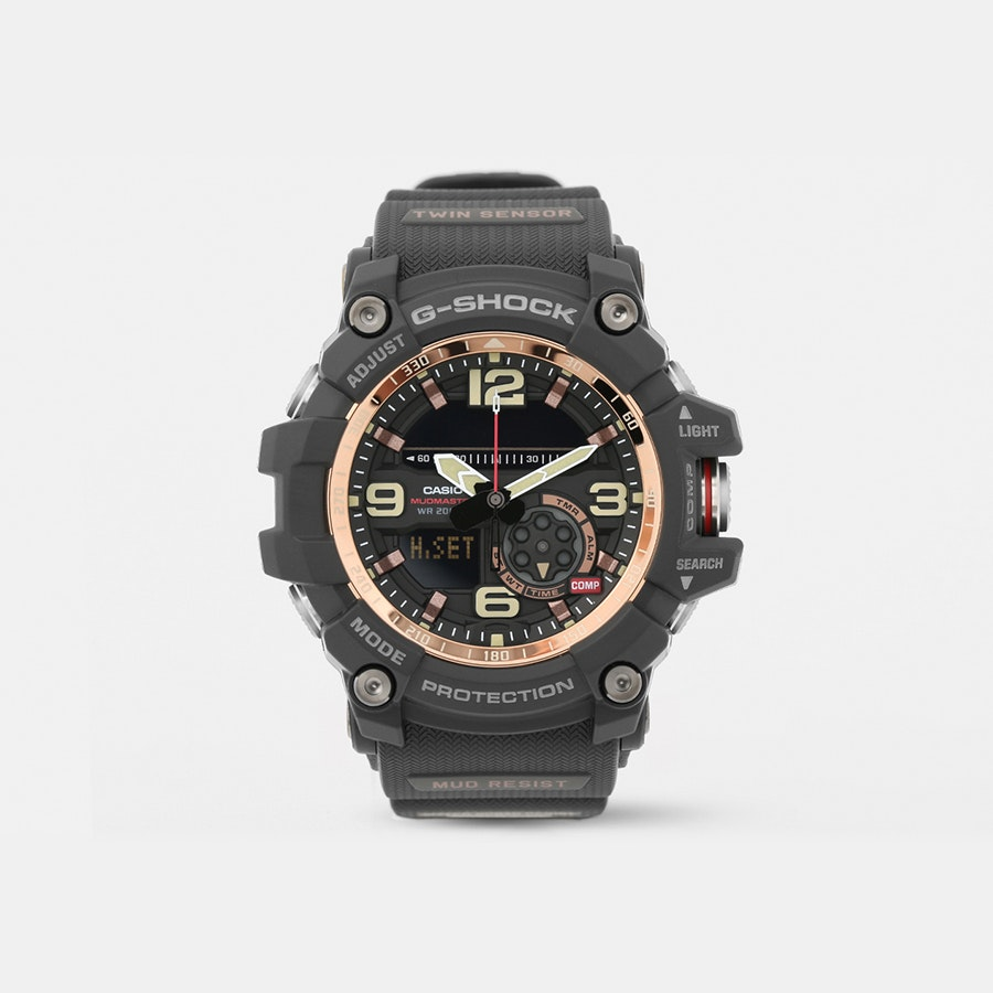 Casio G-Shock Rose Gold MASTER OF G Mudmaster