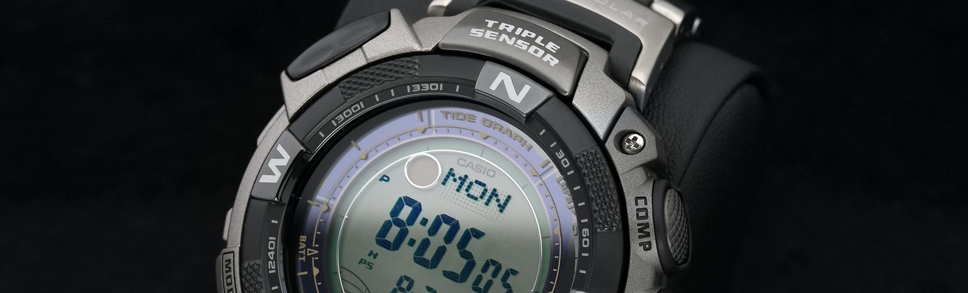 Casio ProTrek PRG130T-7V Watch