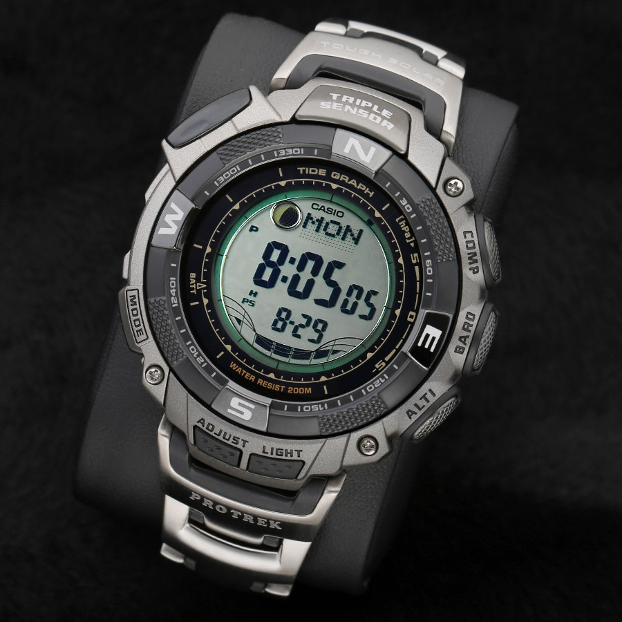 Casio ProTrek PRG130T-7V Watch