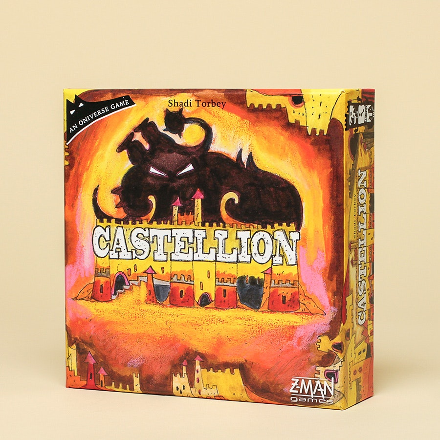 Castellion Board Game